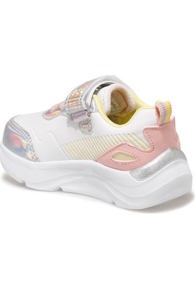 Kınetıx 0f Roars Cocuk Spor Ayakkabı Beyaz_pembe