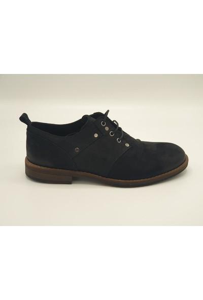 Freefoot Tejo Siyah Erkek Ayakkabı