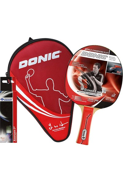 Donıc Level 600 Tenis Raketi + Top