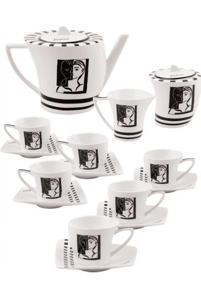 Yaşam Medya Picasso Çay Seti