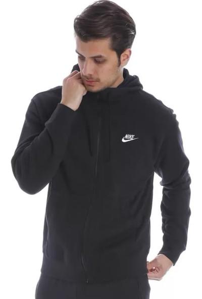 Nike BV2648-010 Sportswear Club Kapüşonlu Üst