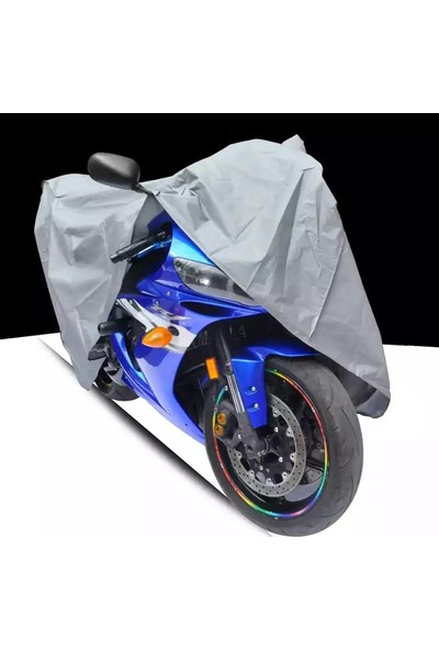 Robesbon Motosiklet Suya Dayanıklı Koruma Brandası 110 x 200 cm