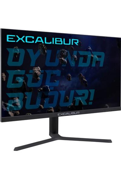 "Excalibur E24FHD-G 24.5"" 165Hz 1ms (HDMI+Display) FreeSync + G-Sync Full HD LED Monitör"