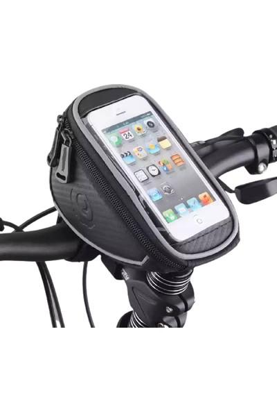 FORTE GT Su Geçirmez 4.8 Inc Dokunmatik Ekran Bisiklet Gidon Çantası