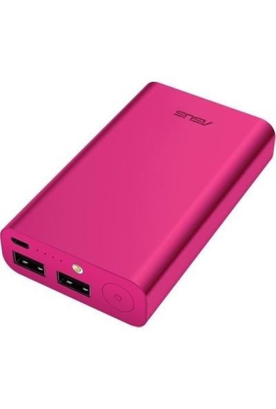 Asus WT425 Kablosuz Mouse Kırmızı + Asus Zenpower ABTU010 Pembe 10050 mAh Taşınabilir Şarj Cihazı