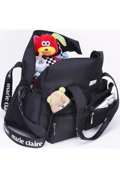Marie Claire Siyah Anne Bebek Bakım Çantası Juana MC212109183