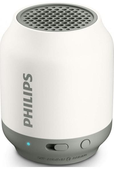 Philips BT50W Kablosuz Taşınabilir Bluetooth Hoparlör