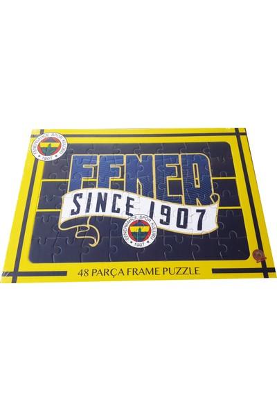 Timon Fenerbahçe Lisanslı Puzzle 48 Parça