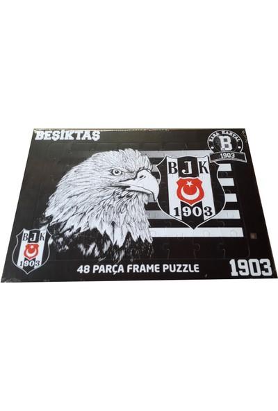 Timon Beşiktaş Lisanslı Puzzle 48 Parça
