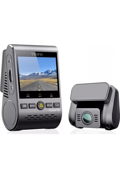 Viofo A129 Plus Duo Quad HD Wİ-Fi GPS Ön Arka Araç