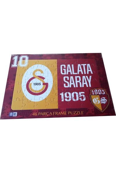 Timon Galatasaray Lisanslı Puzzle 48 Parça Yapboz