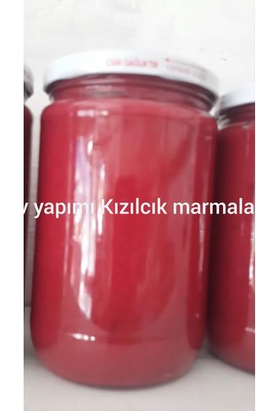 Erzurum Yöresel Gıda Kızılcık Marmelatı 850 gr