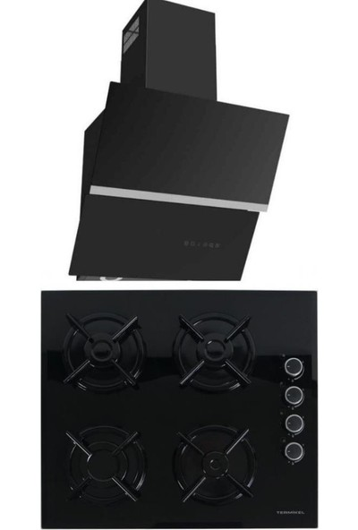 Termikel Ankastre Set (Bh P6144 B + Argemon BB60)