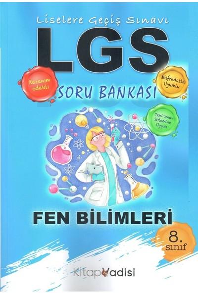 Kitap Vadisi LGS Fen Bilimleri Soru Bankası