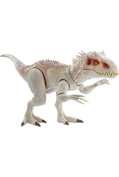 Jurassic World Dino Rivals Destroy'n Devour Indominus Rex Hayvan Figürü