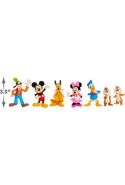 Disney Junior Mickey Mouse 7 Parçalı Figür Seti