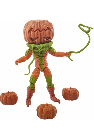 "Power Rangers Koleksiyonu Pumpkin Rapper 8"" Aksiyon Figürü"