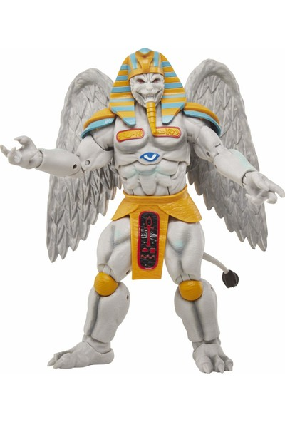 "Power Rangers Lightning Koleksiyonu King Sphinx 8"" Aksiyon Figürü"