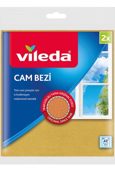 Vileda Cam Bezi 2'li Paket