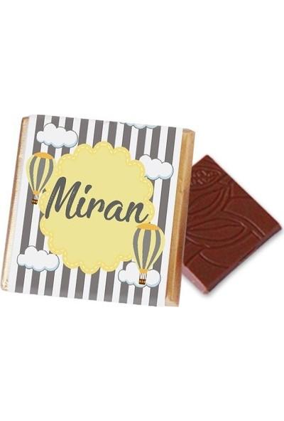 Hayal Sepetim Erkek Bebek Çikolatası 54 Madlen