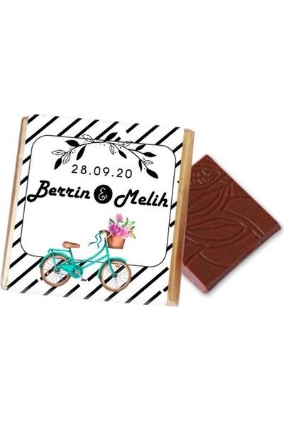 Söz Nişan Kız İsteme Çikolatası 100 Madlen + Draje
