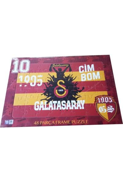 Timon Galatasaray Lisanslı Puzzle 48 Parça