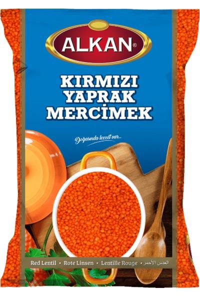 Alkan Kırmızı Mercimek 1 kg