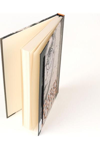 Attach Harry Potter Magic Özel Tasarım Çizgisiz Defter 260 Sayfa