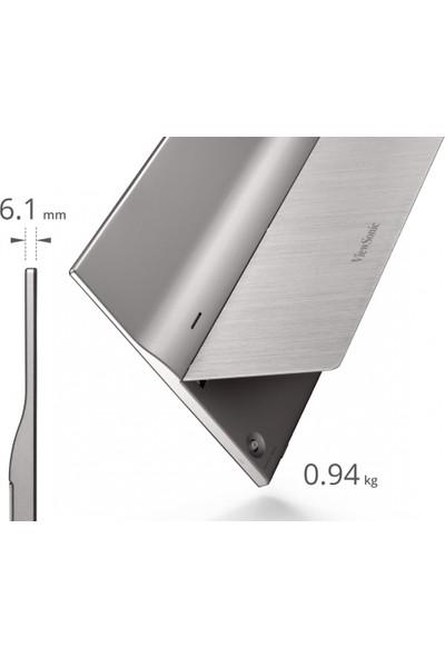 "ViewSonic TD1655 15.6"" 60Hz 7ms (Mini HDMI+Type-C) Full HD Dokunmatik Taşınabilir Monitör"