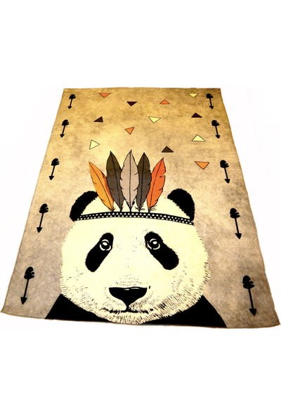Melodie Home Çocuk Odası Halısı 120 x 180 cm Panda