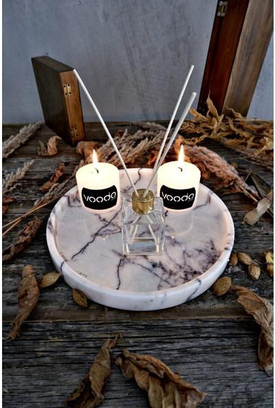 Voodo Concept Leylak Mermer Sunum Tepsi