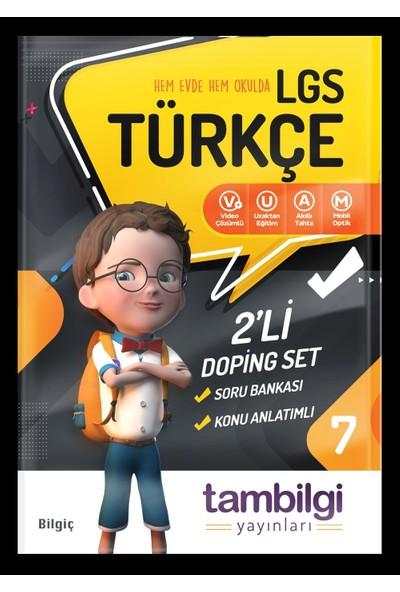 Tambilgi Yayınları 7. Sınıf Ingilizce Doping Set