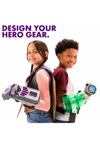 Avengers Hero Inventor Elektronik Süper Kahraman Donanımı