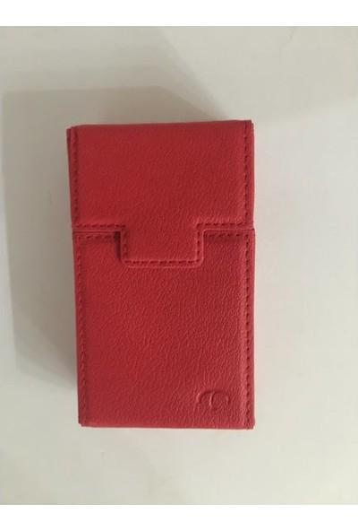 Baskı Adresi Isme Özel Kırmızı Kısa Normal Paket Uyumlu Sigara Kutusu