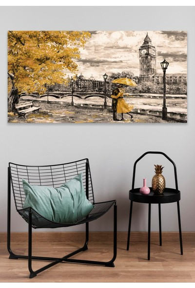 Hd Sanatsal Dekoratif Kanvas Tablo