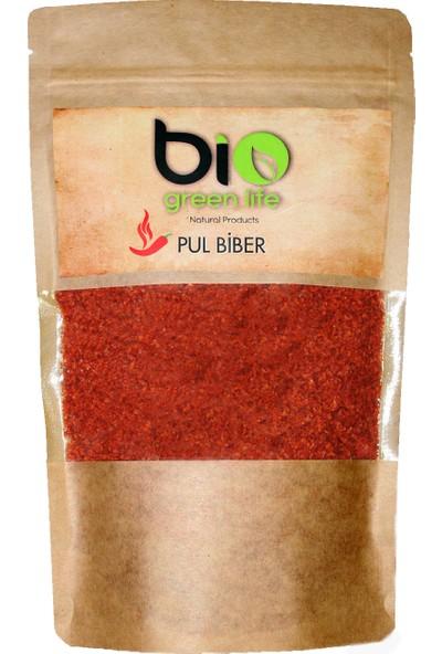 Biogreenlife Hatay Acı Pul Biber, Samandağ Biberi 250 gr