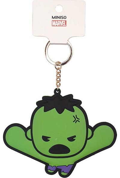 Miniso Marvel Ayna Anahtarlık (Hulk)