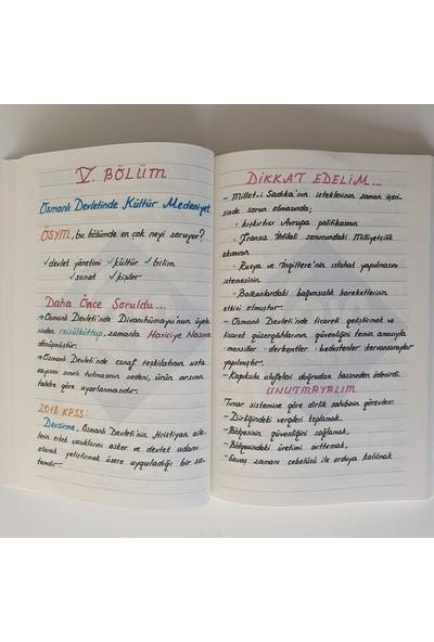Kr Akademi Yayınları KPSS GYGK Defter Seti