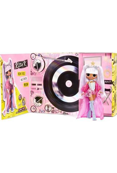 L.O.L. Surprise! O.M.G. Remix Kitty K Oyuncak Bebek ve Aksesuar Seti