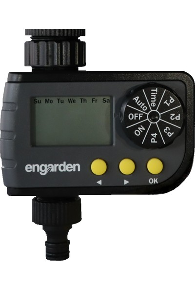 Engarden WT-238 Musluk Tipi Zamanlayıcı (LED Ekran)