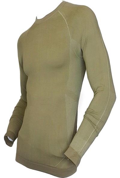 Akdağ Sportswear Basalayer Erkek Askeri Termal Içlik Takım