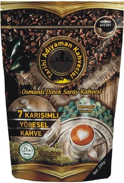 Çerez Tabağı Damla Sakızlı Türk Kahvesi - 250 gr
