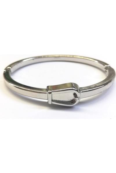 X-lady Accessories Kemer Kelepçe Gümüş Renk
