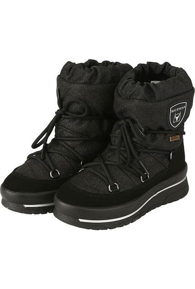 Buckhead 1061 Faıry Wp Çocuk Çizme/siyah/37-38