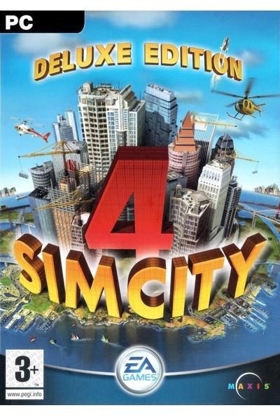Simcity 4 Deluxe Edition PC Dijital Oyun