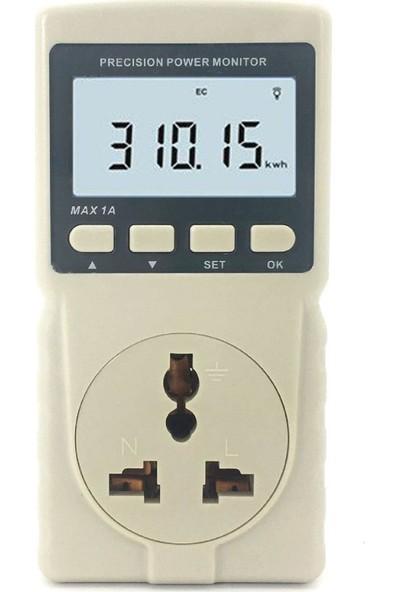 Benetech GM87 Watt Elektrik Tüketim Ölçer Enerjimetre