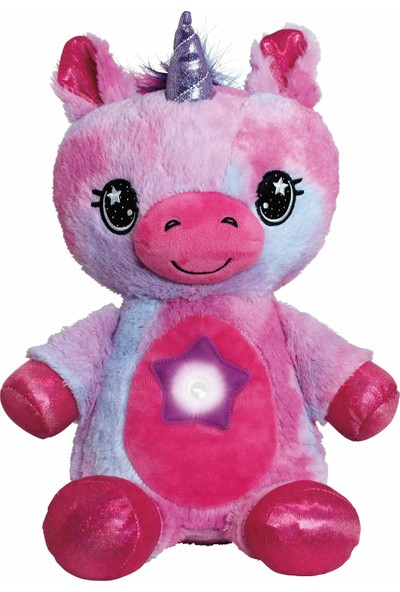 Ontel Star Belly Işıklı Peluş Unicorn Oyuncak