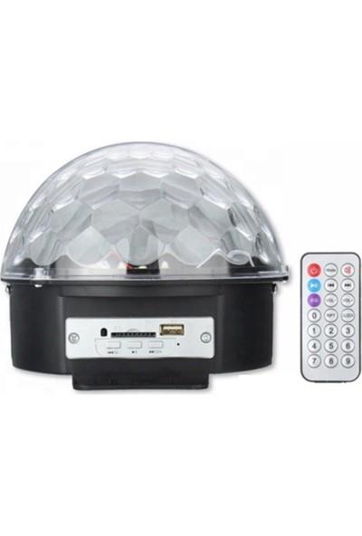 Dehalimited Disko Topu Rgb Bluetooth Hoparlör