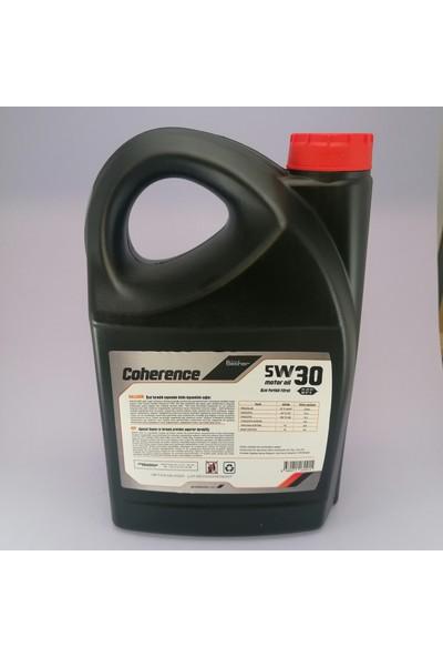 Gross Becher Coherence Tam Sentetik Dpf 5W/30 4lt Motor Yağı