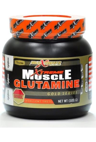 Maximus Nutrition Muscle Glutamine 500 gr
